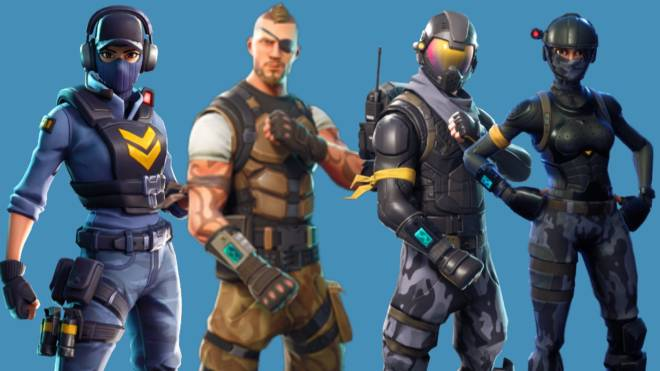Fortnite: Battle Royale - My Squad: Agents Of The Island 🌴 😎 🔫  image 4