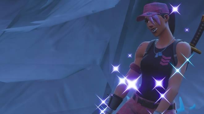 Fortnite: Battle Royale - Just smelling the roses...🌹💕✨ (Rose Team Leader showcase) image 5