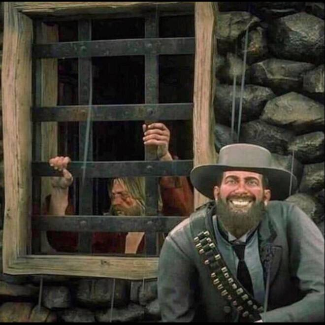 Red Dead Redemption: General - [SPOILER] Going back to do this mission, knowing that Micah's a rat 🐀😁 image 1