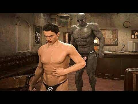 Resident Evil: General - X going give it too you! Little man image 1