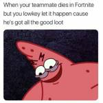 I am a good teammate