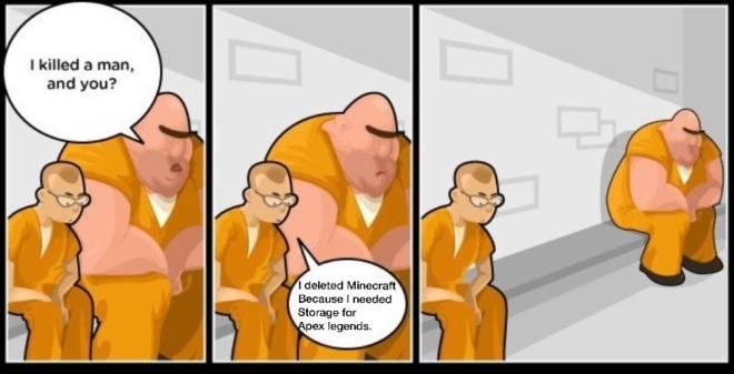 Apex Legends: Memes - Me if I go to jail😂 image 1