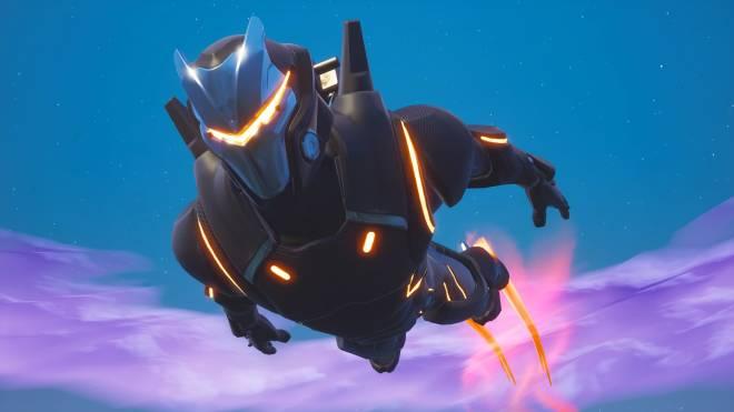 Fortnite: Battle Royale - Omega : The Malevolent Being  image 3