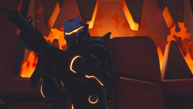 Fortnite: Battle Royale - Omega : The Malevolent Being  image 2