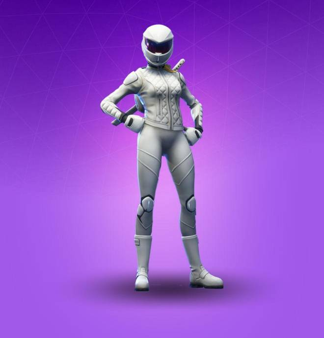 Fortnite: Battle Royale - I BOUGHT WHITEOUT! #SKIN REVIEW#1  image 2