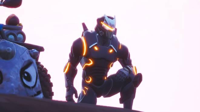 Fortnite: Battle Royale - Omega : The Malevolent Being  image 4