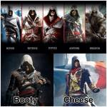 what ac creed characters want