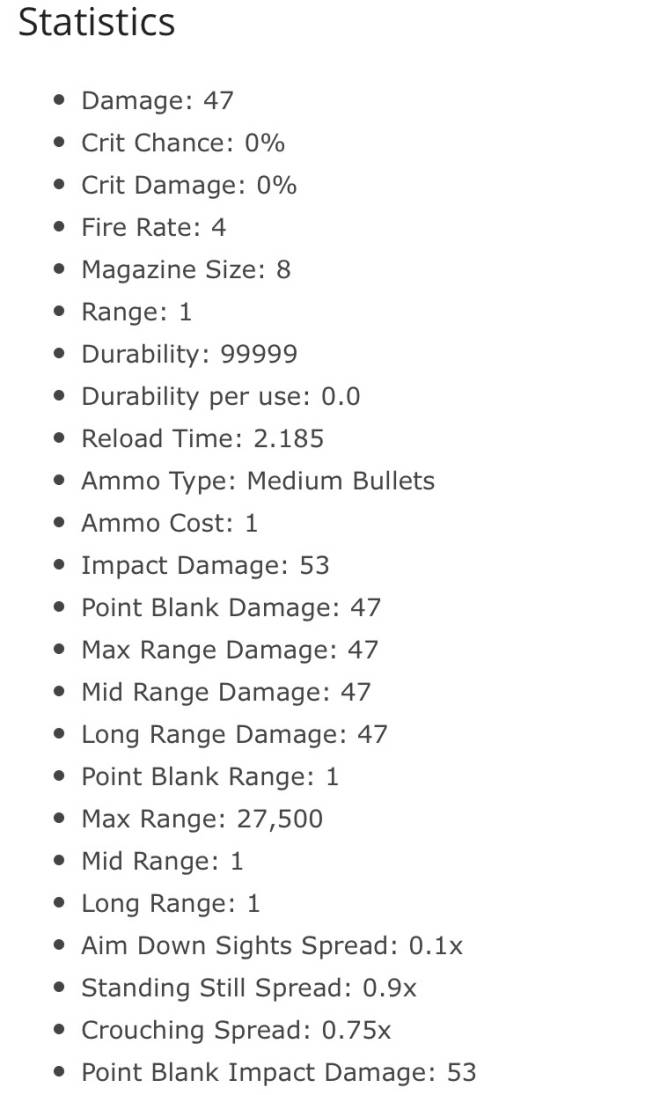 Fortnite: Battle Royale - Leaked Sounds + Stats Of The Legendary And Epic Infantry Rifle  image 4
