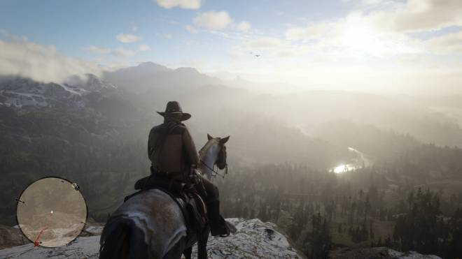 Red Dead Redemption: General - Great view  image 2