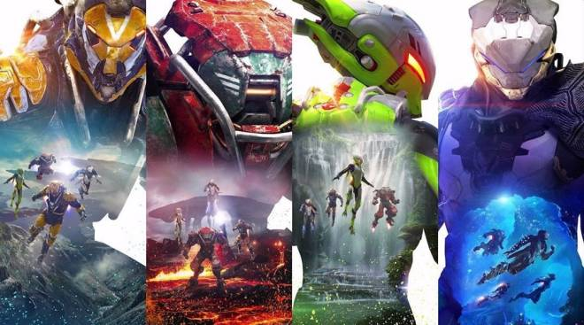Anthem: General - What Class are you? Poll image 1