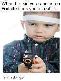 Fortnite: Memes - FBI open up image 1
