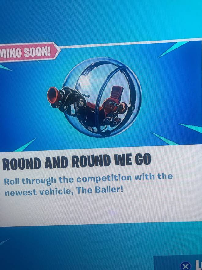Fortnite: Battle Royale - This looks fun a new way of traveling  image 1