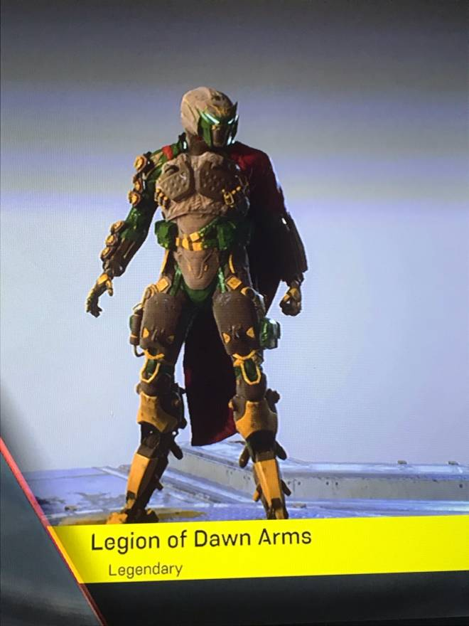 Anthem: General - #Anthem #StormJavelin #ApexLegends  image 3