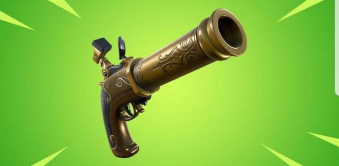 Fortnite: Battle Royale - Flintlock Pistol New Fortnite Weapon! COMING SOON! image 2
