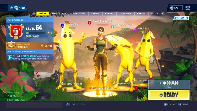 Fortnite: Battle Royale - Help! I'm surrounded by mutant bananas! 😭🍌❗ image 2