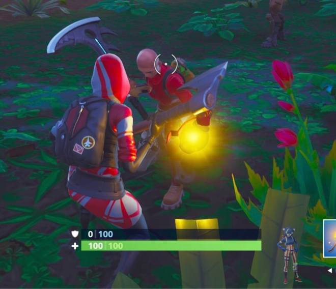 Fortnite: Battle Royale - Spawn Island game glitch  image 2