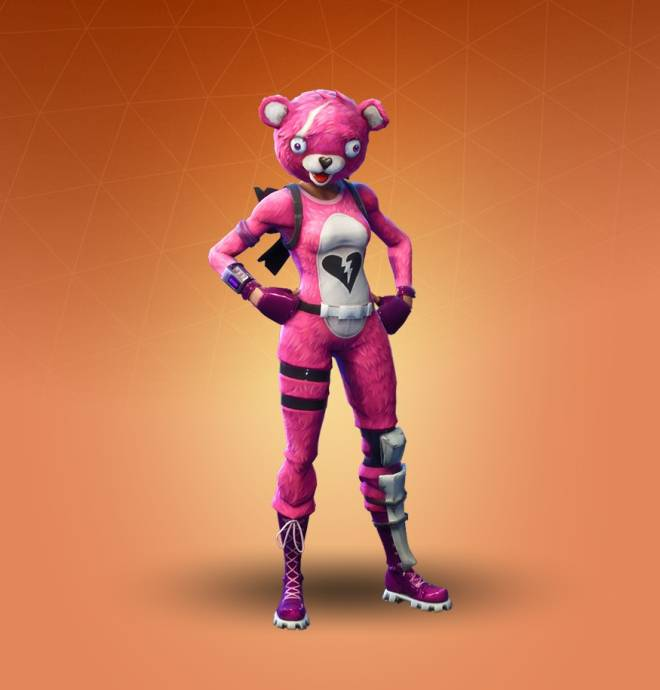 Fortnite: Battle Royale - What is your favorite bear out of all of them ?  image 4