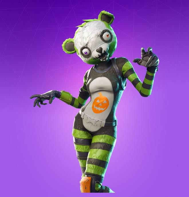Fortnite: Battle Royale - What is your favorite bear out of all of them ?  image 3