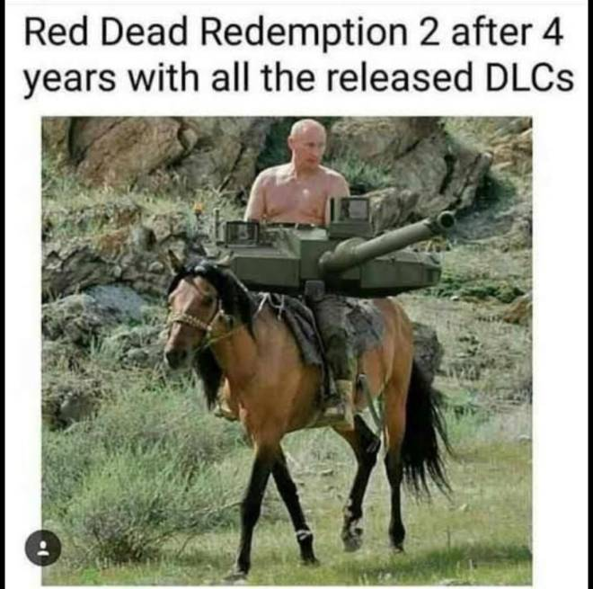 Red Dead Redemption: Memes - Follow for more image 2