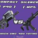 Which currently in-game SMG do you prefer ?