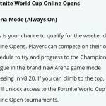 How to qualify for world cup opens