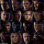 New Avengers: Endgame posters!! Shows who's dead and alive 👀