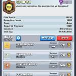 LEGIT ACTIVE CLAN! All members are active! STARTING CLAN WARS SOON!