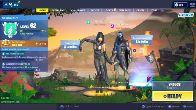 Fortnite: Battle Royale - Fun times with Spit64  image 3