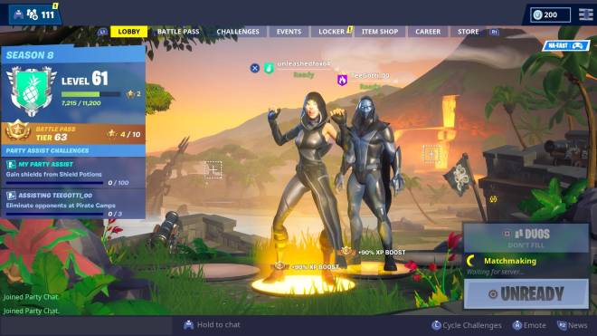 Fortnite: Battle Royale - Fun times with Spit64  image 2