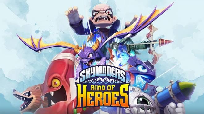Spyro: General - Skylanders: Ring of Heroes image 2
