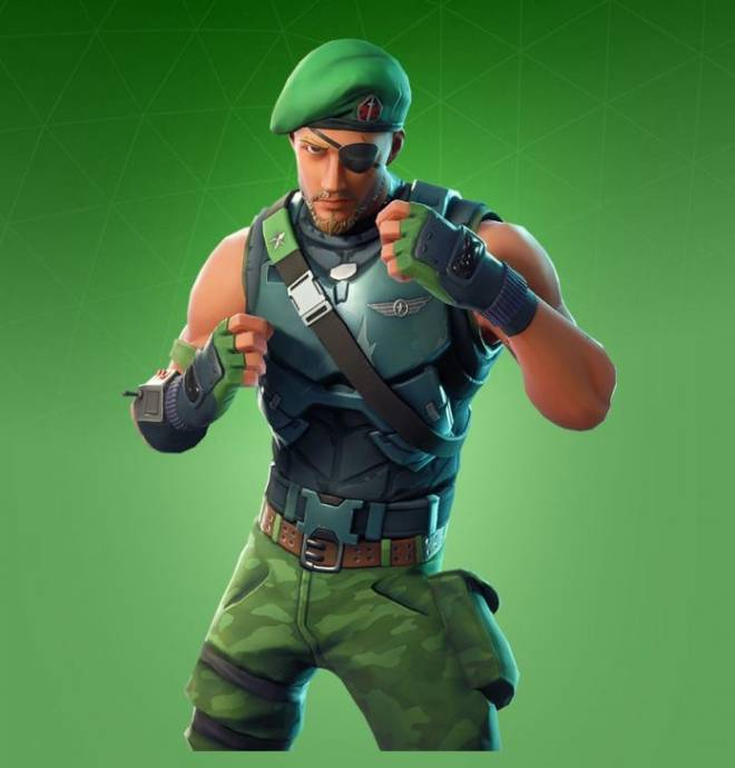 Fortnite: Battle Royale - Skin review post #1 ✨ image 2