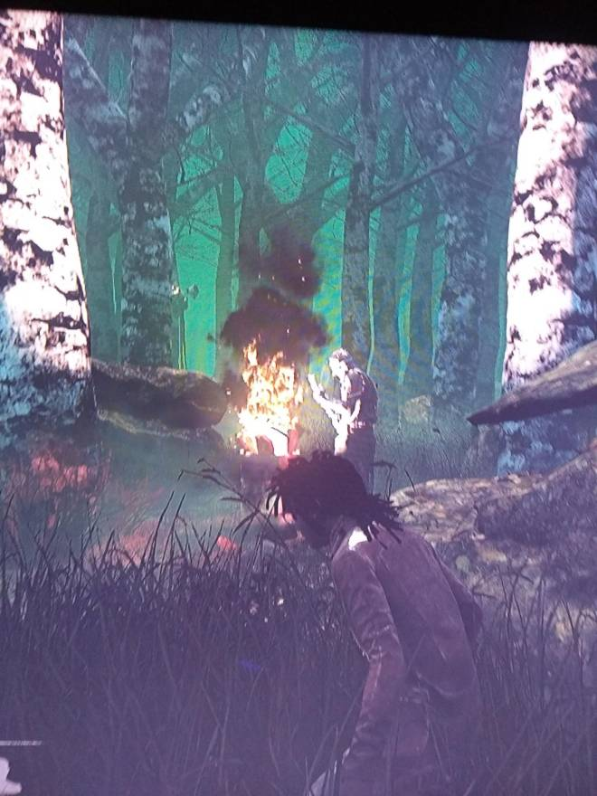 Dead by Daylight: Memes - When you get flashlighted3 time in na  row.  image 1