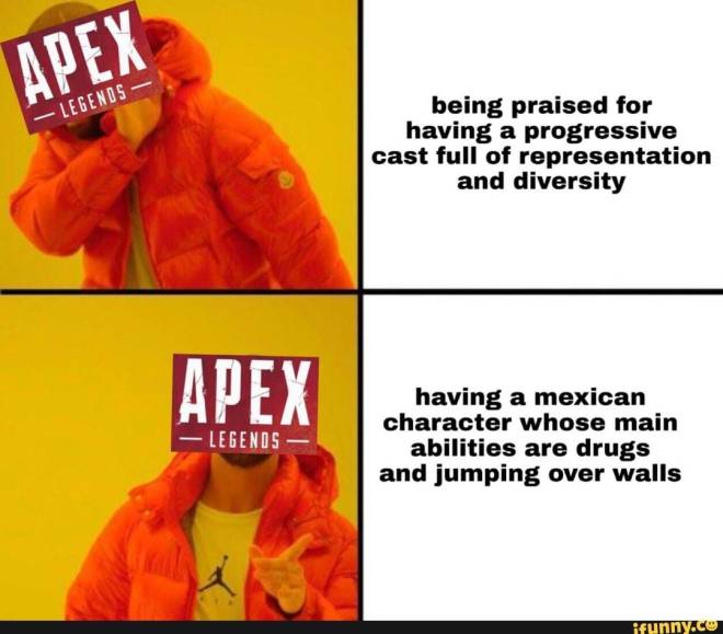 Apex Legends: Memes - So close to 100 followers image 2