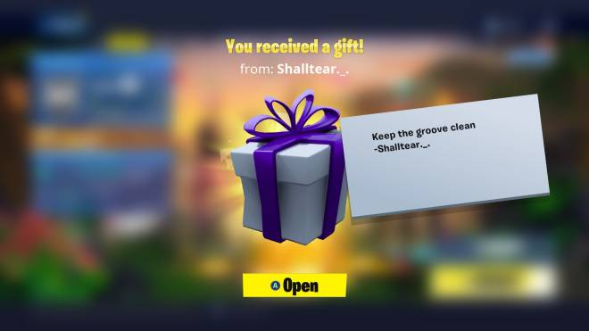 Fortnite: Battle Royale - SHALLTEAR IS OUT HERE image 2