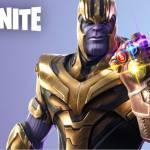 Thanos is coming back #Fortnitenews