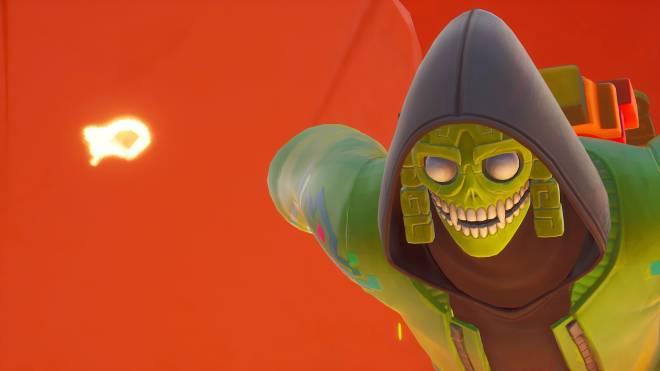 Fortnite: Battle Royale - Mezmer : Da Slime Reaper ☠️🐍🔥 image 12