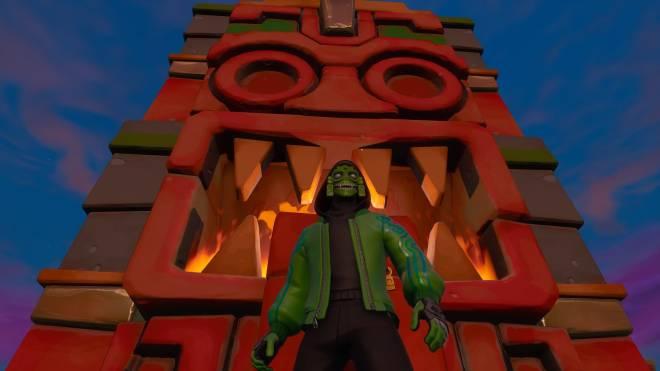 Fortnite: Battle Royale - Mezmer : Da Slime Reaper ☠️🐍🔥 image 10