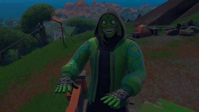 Fortnite: Battle Royale - Mezmer : Da Slime Reaper ☠️🐍🔥 image 6