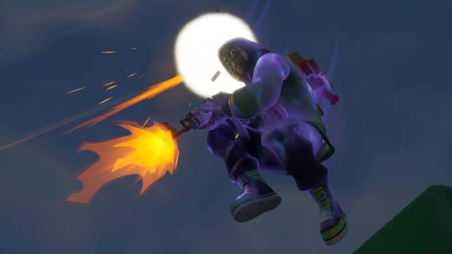 Fortnite: Battle Royale - Mezmer : Da Slime Reaper ☠️🐍🔥 image 8