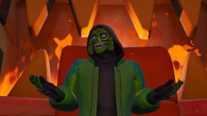 Fortnite: Battle Royale - Mezmer : Da Slime Reaper ☠️🐍🔥 image 11