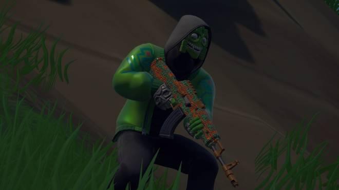 Fortnite: Battle Royale - Mezmer : Da Slime Reaper ☠️🐍🔥 image 9