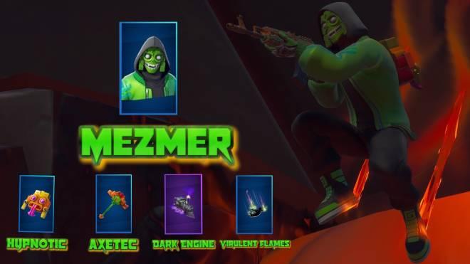 Fortnite: Battle Royale - Mezmer : Da Slime Reaper ☠️🐍🔥 image 22