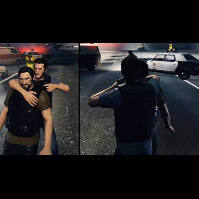 A Way Out: General - When your best friend betrayes you image 1