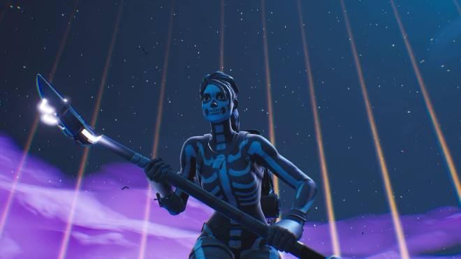 Fortnite: Battle Royale - Spooky, Goofy, and Deadly 💀✨❗ (Skull Ranger Showcase) image 2