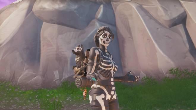 Fortnite: Battle Royale - Spooky, Goofy, and Deadly 💀✨❗ (Skull Ranger Showcase) image 11