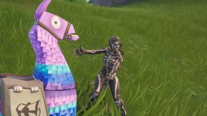 Fortnite: Battle Royale - Spooky, Goofy, and Deadly 💀✨❗ (Skull Ranger Showcase) image 7
