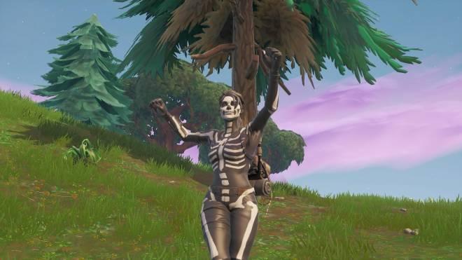 Fortnite: Battle Royale - Spooky, Goofy, and Deadly 💀✨❗ (Skull Ranger Showcase) image 16