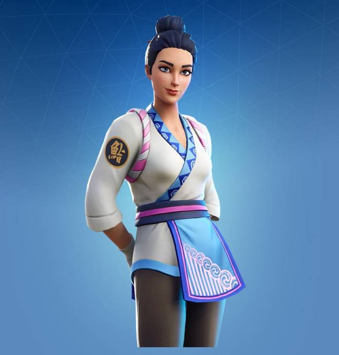 Fortnite: Battle Royale - Skin Combo #15 🍣 🐠 🔪  image 4
