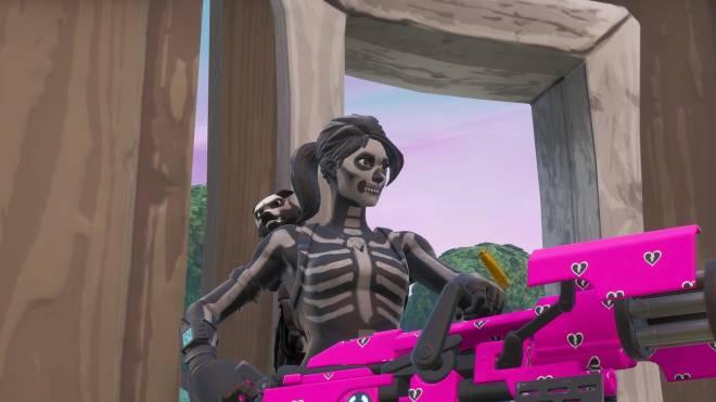 Fortnite: Battle Royale - Spooky, Goofy, and Deadly 💀✨❗ (Skull Ranger Showcase) image 15