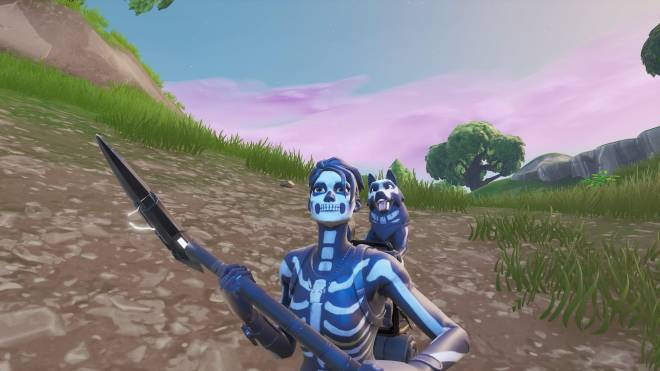 Fortnite: Battle Royale - Spooky, Goofy, and Deadly 💀✨❗ (Skull Ranger Showcase) image 4